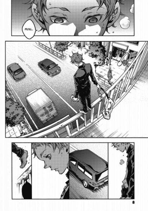 Smokin'parade T1, manga chez Kana de Kataoka, Kondou