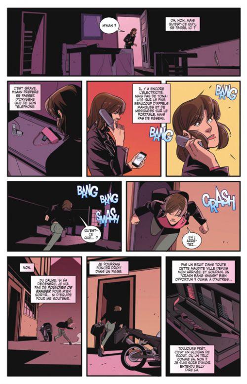 Power Rangers Pink, comics chez Glénat de Howard, Fletcher, Thompson, Di Nicuolo, Stern, Charretier