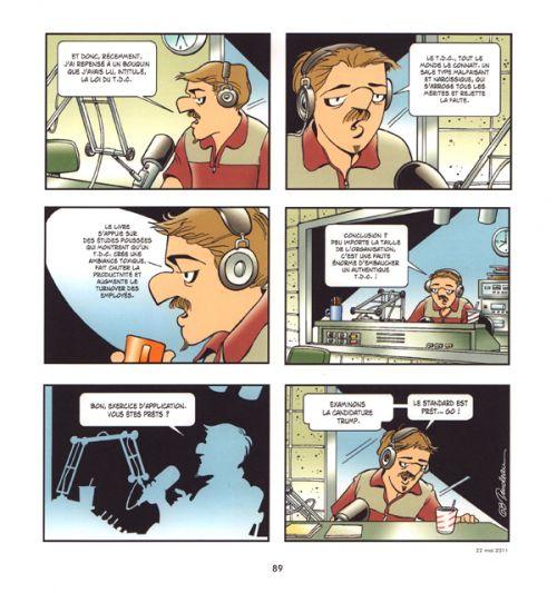 Enorme !, comics chez Hachette de Trudeau