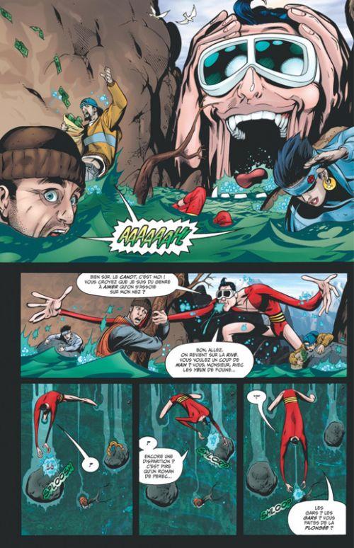 Justice League of America T3 : Monde futur (0), comics chez Urban Comics de Morrison, Waid, Dell, Porter