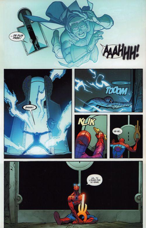 All-New Amazing Spider-Man T2 : Le royaume de l'ombre (0), comics chez Panini Comics de Slott, Camuncoli, Buffagni, Smith, Gracia, Ross