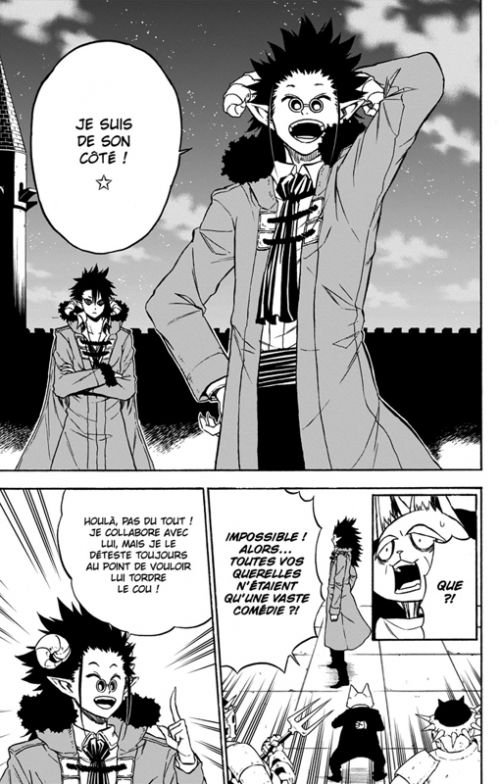 Pochi & Kuro T4, manga chez Kazé manga de Matsumoto
