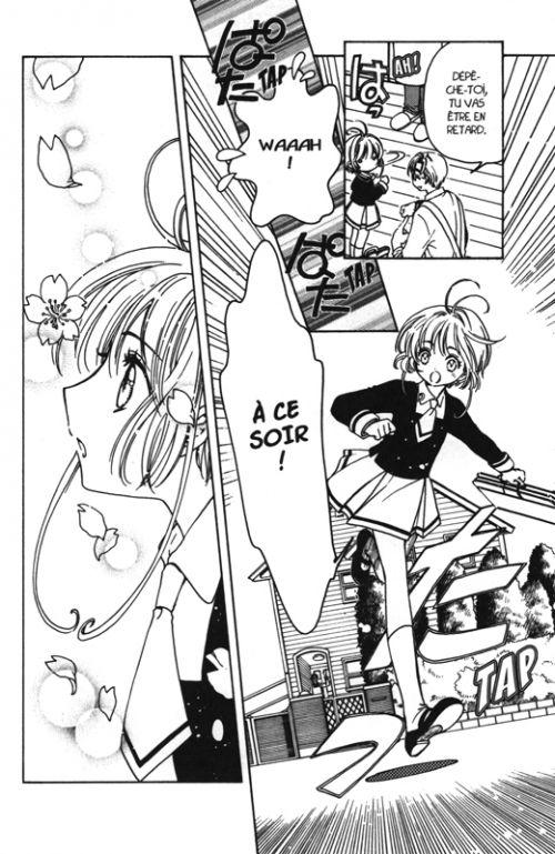 Card Captor Sakura - Clear card arc T1, manga chez Pika de Clamp