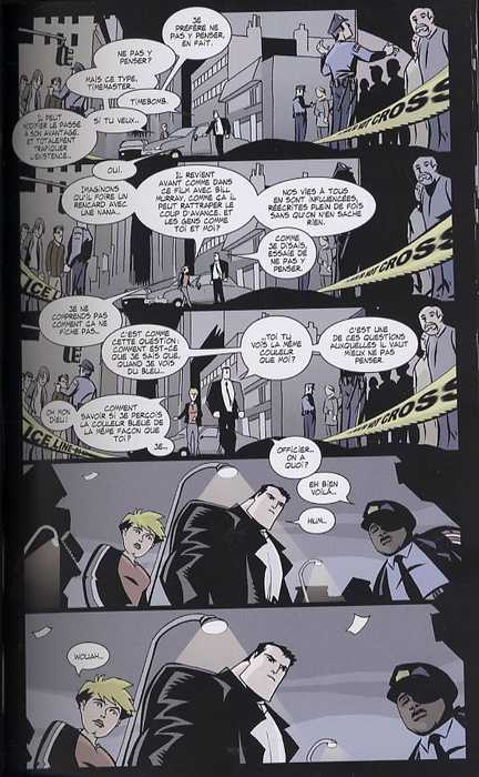 Powers – 1ère édition - Semic, T2 : « Warren Ellis » et « Role Play » (0), comics chez Semic de Bendis, Oeming, Garrahy