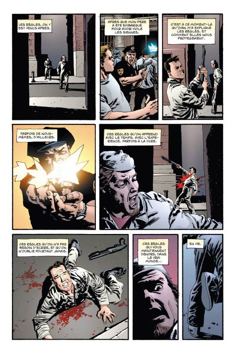 Criminal T1 : Lâche (0), comics chez Delcourt de Brubaker, Phillips, Staples