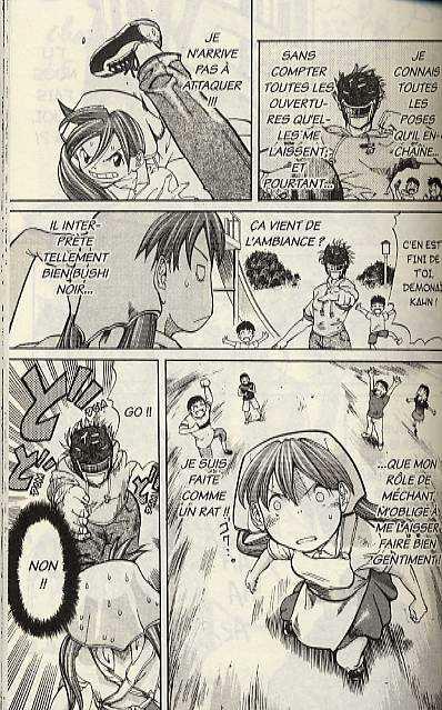 Noodle fighter T7, manga chez Taïfu comics de Sadogawa