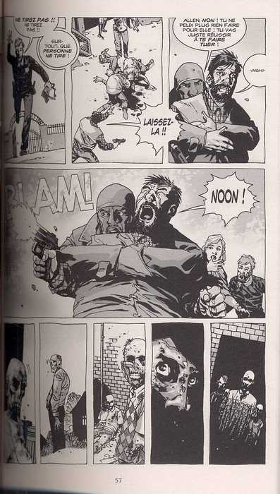 Walking Dead T2 : Cette vie derrière nous (0), comics chez Delcourt de Kirkman, Adlard, Rathburn, Moore