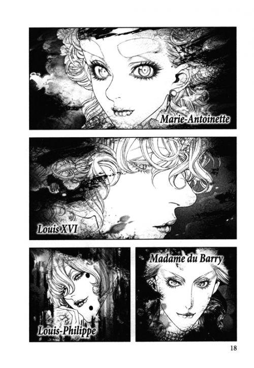Innocent Rouge T3, manga chez Delcourt Tonkam de Sakamoto