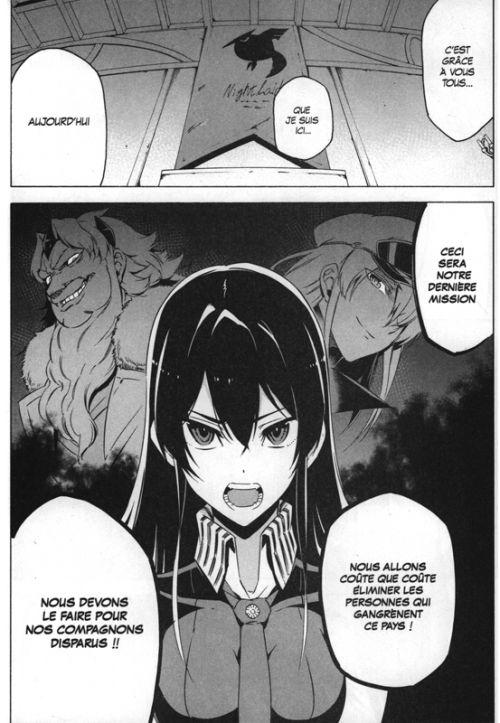 Red eyes sword - akame ga kill ! T14, manga chez Kurokawa de Takahiro, Tashiro