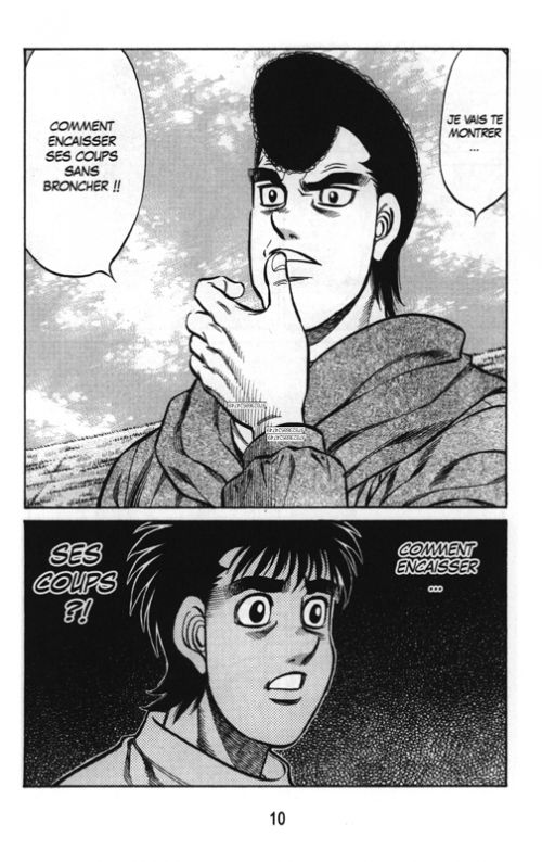 Ippo – Saison 5 - Dans l'ombre du champion, T8, manga chez Kurokawa de Morikawa