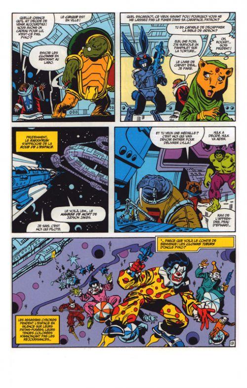 Marvel : Les origines, comics chez Panini Comics de Lieber, Lee, Kirby, Heck, Ditko