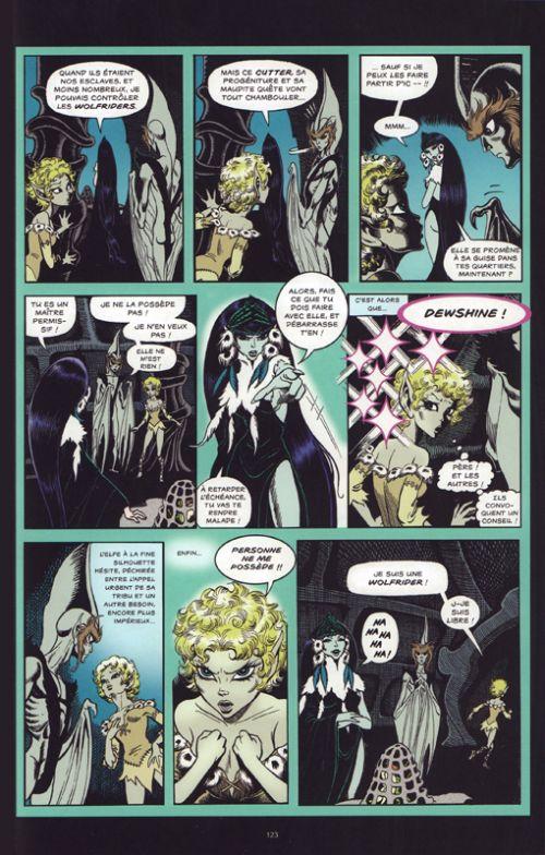 Elfquest T3, comics chez Snorgleux de Pini, Pini