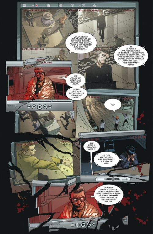 Batman : detective T2 : Le syndicat des victimes (0), comics chez Urban Comics de Bennett, Tynion IV, Oliver, Kudranski, Martinez, Carnero, Eddy Barrows, Barrionuevo, Anderson, Lucas, Fabok