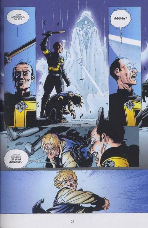 Star Wars - X-Wing Rogue Squadron T4 : Le dossier fantôme (0), comics chez Delcourt de Stackpole, Macan, Nadeau, Biukovic, Erskine, David, Lauffray