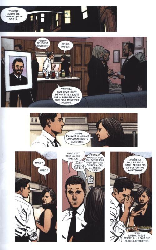 Moon Knight (2016) T3 : Naissance et mort (0), comics chez Panini Comics de Lemire, Smallwood, Bellaire