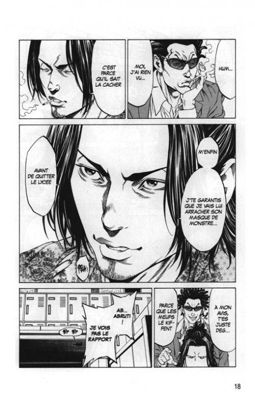 Shonan Seven - GTO Stories T7, manga chez Kurokawa de Fujisawa, Takahashi
