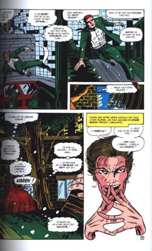 Daredevil : L'intégrale T5 : 1969 (0), comics chez Panini Comics de Lee, Thomas, Colan, Windsor-Smith, Craig, Crain, Mullin, Wong