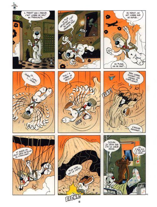 Les Nouvelles aventures de Gai-Luron T2 : Gai-Luron passe à l'attaque ! (0), bd chez Fluide Glacial de Pixel Vengeur, Felder