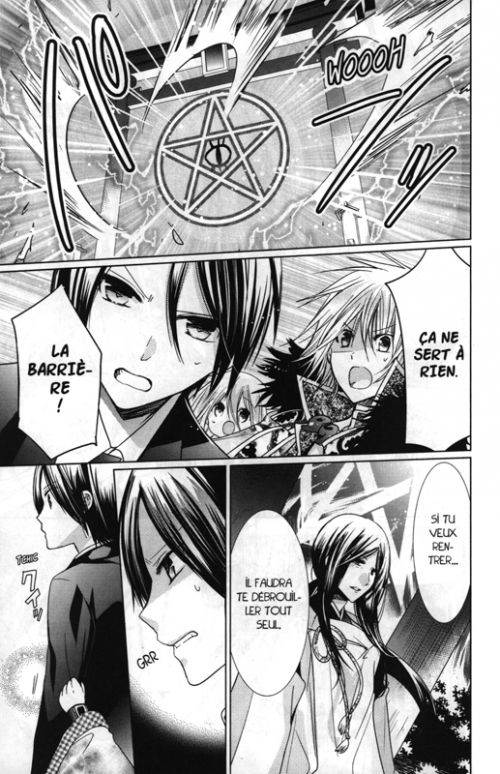 Lovely hair T5, manga chez Pika de Toyama