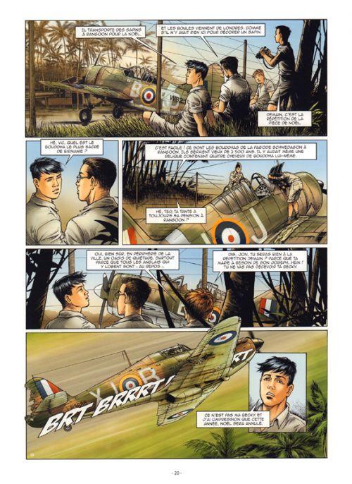 Little England T2 : Cobra royal (0), bd chez Zéphyr de Van Rijckeghem, de Caju