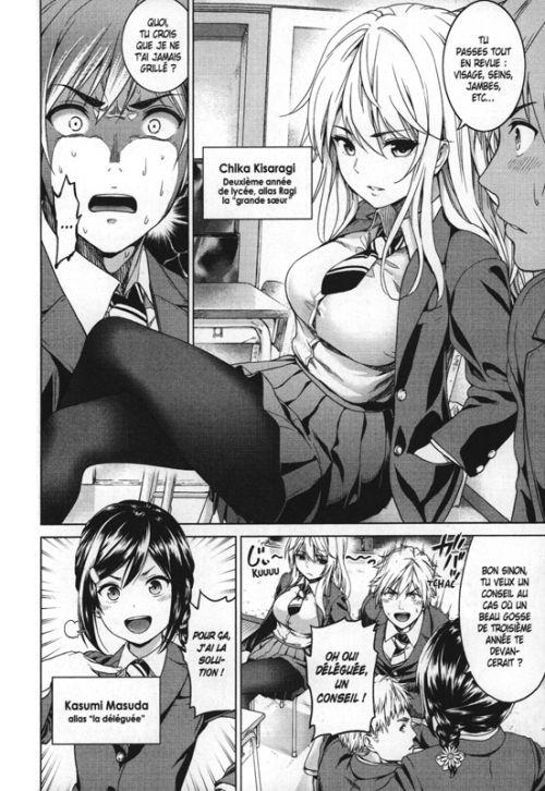 Infection T1, manga chez Delcourt Tonkam de Oikawa