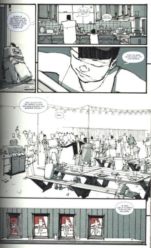 The Few, comics chez Hi Comics de Lewis, Sherman