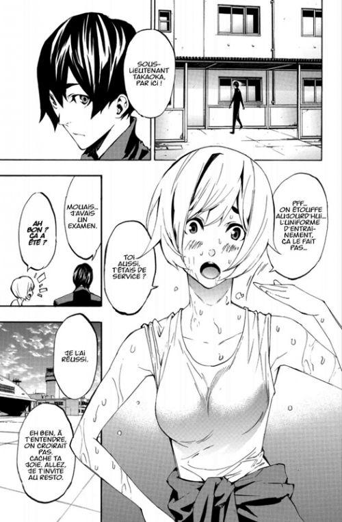 Tenjin T4, manga chez Kana de Komori, Sugie