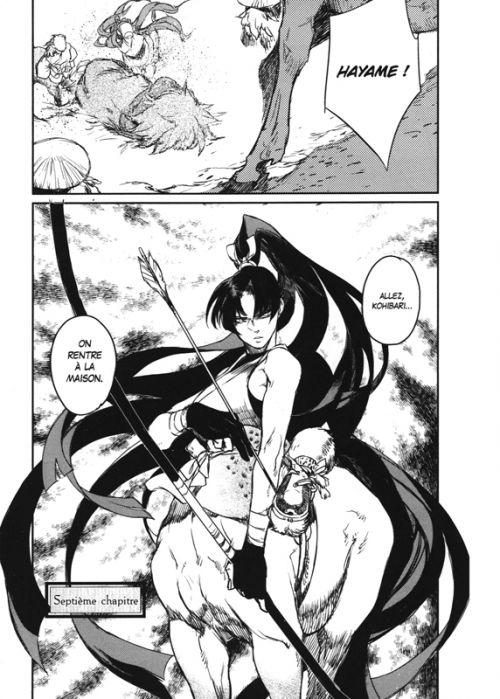 Centaures T2, manga chez Glénat de Sumiyoshi