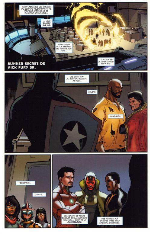Captain America: Steve Rogers T1 : Heil Hydra (0), comics chez Panini Comics de Spencer, Saiz, Sepulveda, Pina, Rosenberg
