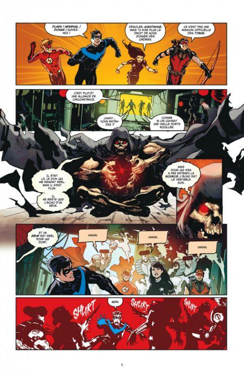 Nightwing Rebirth T2 : Blüdhaven (0), comics chez Urban Comics de Seeley, Jung, Takara, To, Sotomayor, Maiolo, Reis