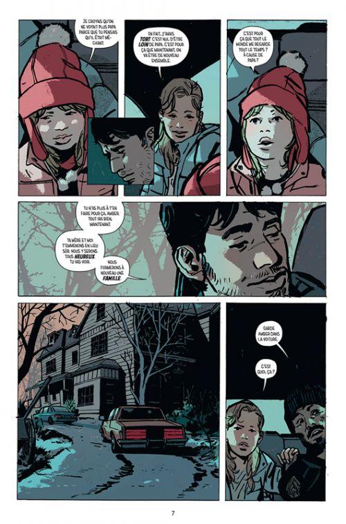 Outcast T5 : Une nouvelle voie (0), comics chez Delcourt de Kirkman, Azaceta, Breitweiser