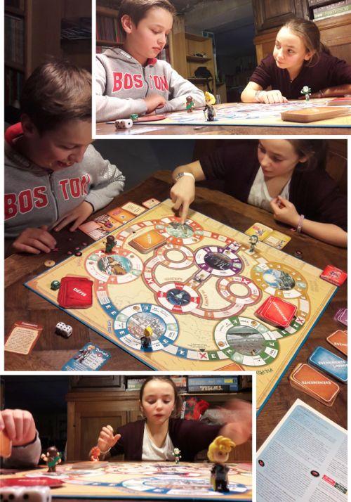 Les Légendaires : Le jeu (0), bd chez Delcourt de Ben Salem, Sobral