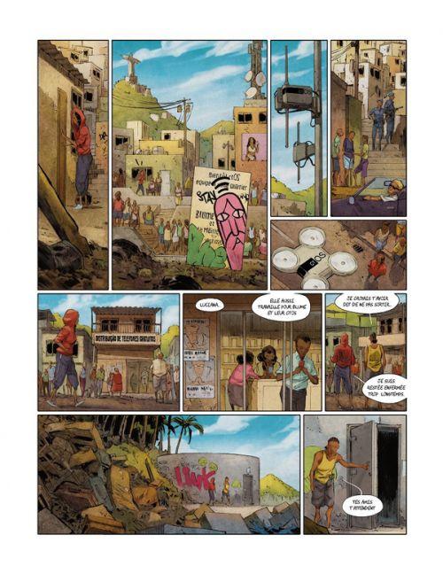 Watch Dogs T2 : Seconde chance (0), bd chez Les deux royaumes de Kansara, Horne, Champelovier