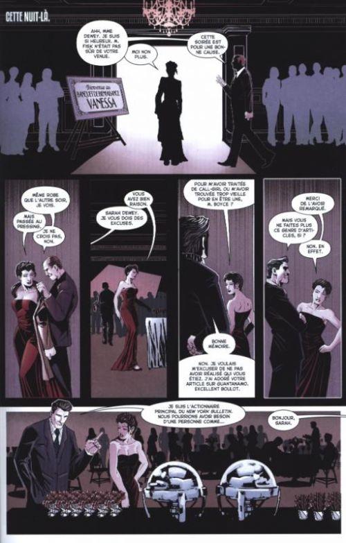 Le Caïd (2017) : Plus dure sera la chute (0), comics chez Panini Comics de Rosenberg, Laming, Sepulveda, Torres, Boyd, Sienkiewicz, Dekal