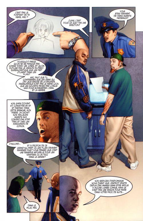Vampirella - Masters Series T1, comics chez Graph Zeppelin de Millar, Smith, Mayhew, Haberlin, Troy