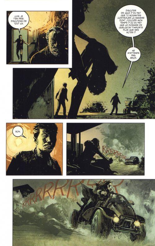 Invisible Republic T1, comics chez Hi Comics de Bechko, Hardman, Boyd