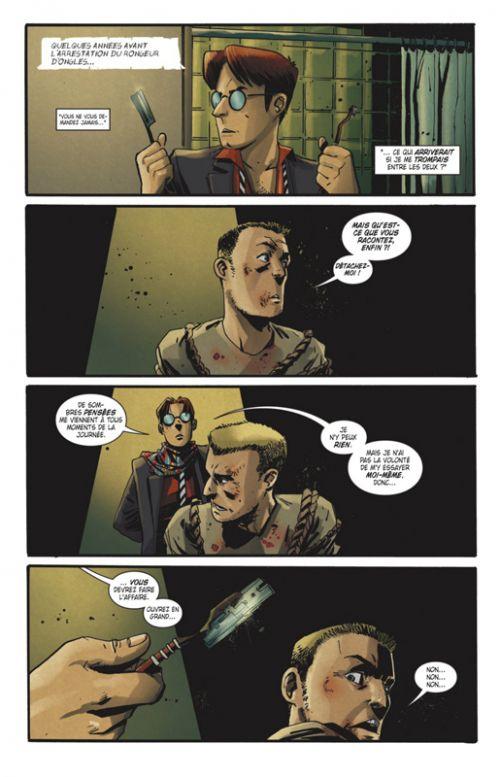 Nailbiter T5 : Le pacte de sang (0), comics chez Glénat de Williamson, Henderson, Guzowski