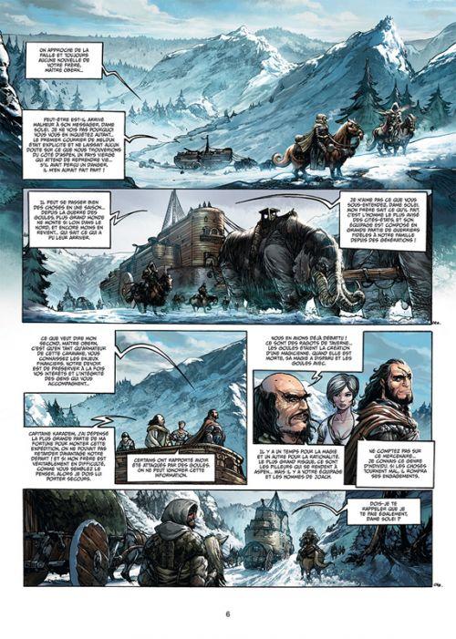 Orcs et Gobelins T3 : Gri'im (0), bd chez Soleil de Jarry, Crety, Nanjan