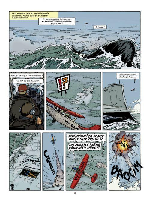 Lefranc T29 : La stratégie du chaos (0), bd chez Casterman de Seiter, Régric
