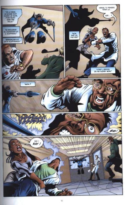 Geoff Johns présente Flash T2 : En cage (0), comics chez Urban Comics de Johns, Kolins, Van sciver