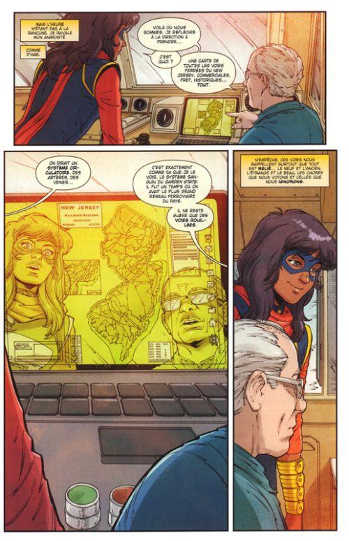 Miss Marvel T7 : La Mecque (0), comics chez Panini Comics de Wilson, Olortegui, Failla, Herring, Schiti