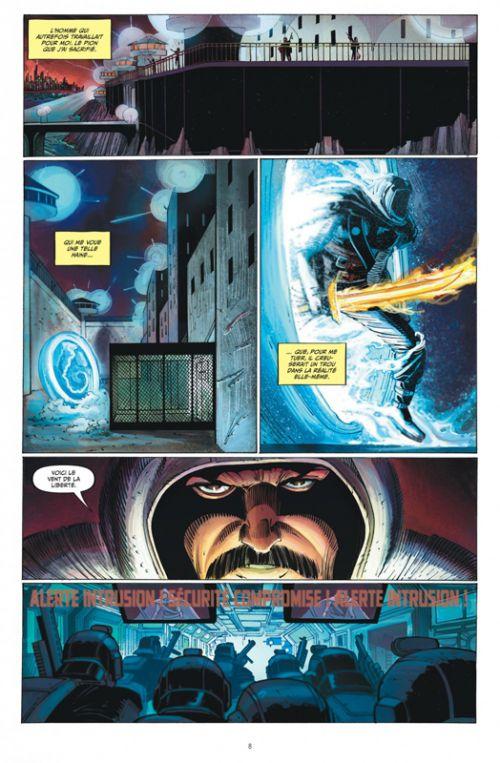 Suicide Squad Rebirth T3 : Incendies (0), comics chez Urban Comics de Williams, Romita Jr, Eddy Barrows, Lucas, White, Skipper, Bermejo