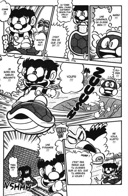 Super Mario T16, manga chez Soleil de Sawada