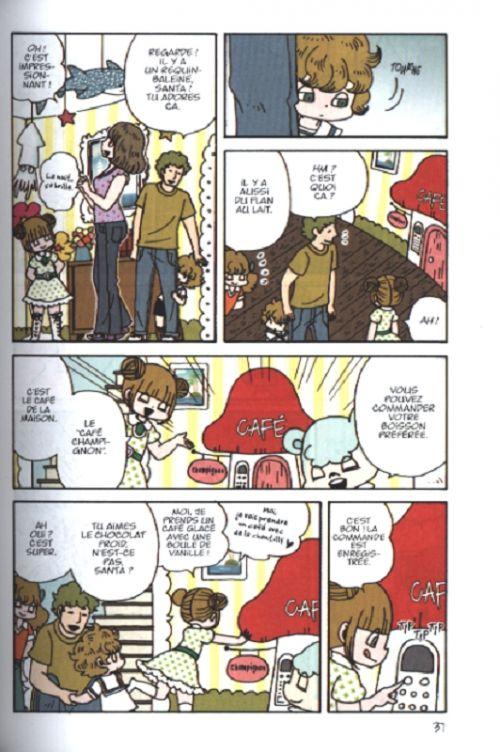 Ichiko & Niko T10, manga chez Kana de Yamamoto