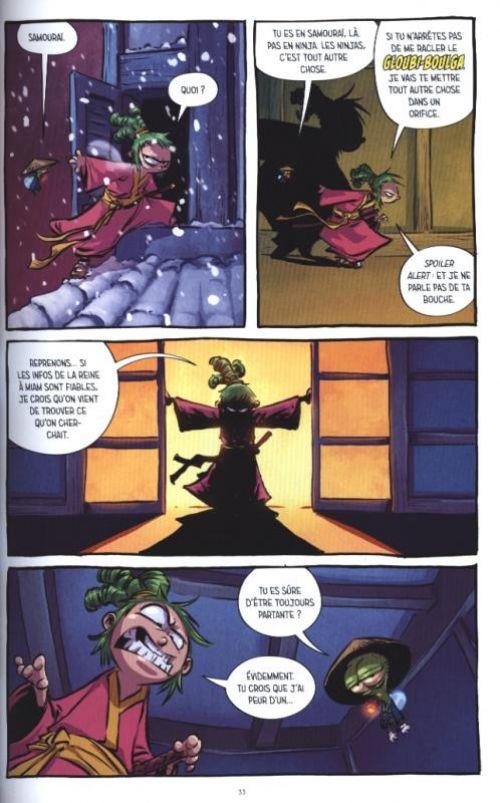 I Hate Fairyland T3 : La ballade de l'amères sucette (0), comics chez Urban Comics de Young, Rankine, Beaulieu