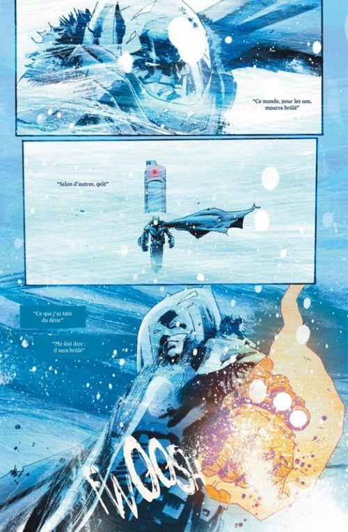 All-Star Batman T2 : Les fins du monde (0), comics chez Urban Comics de Snyder, Jock, Francavilla, Lotay, Camuncoli, Hollingsworth, Loughridge, White