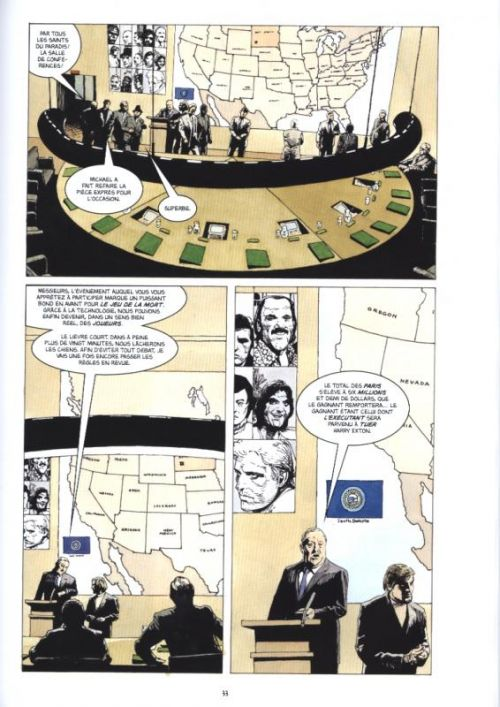 L'exécuteur T3 : Les Proies (0), comics chez Delirium de Wagner, Ranson