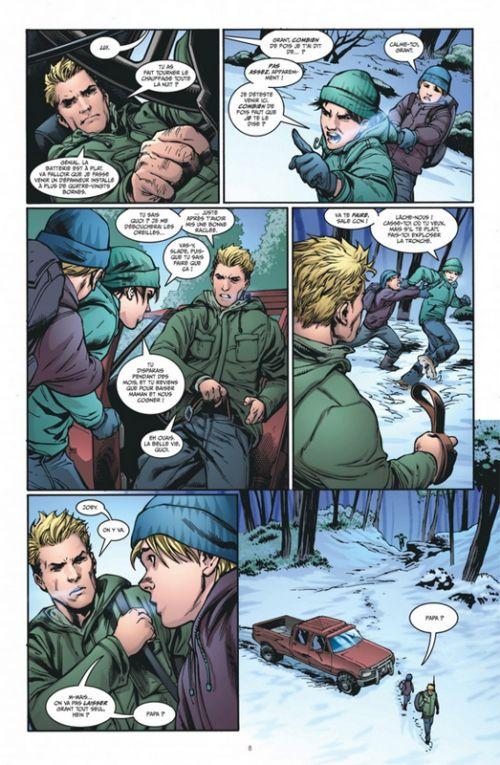 Deathstroke Rebirth T1 : Le professionnel (0), comics chez Urban Comics de Priest, Bennett, Hama, Pagulayan, Cox, Aco
