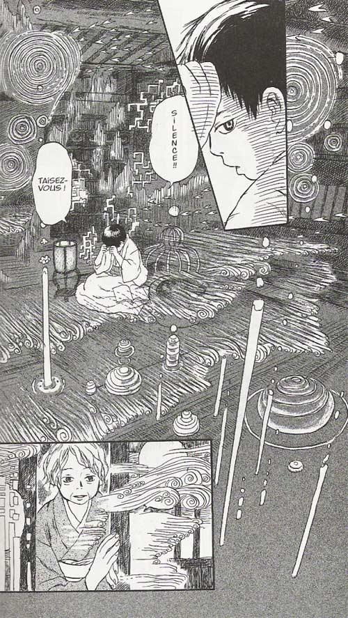 Mushishi T1, manga chez Kana de Urushibara