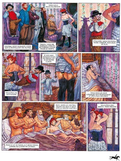 Le cabaret des muses T3 : Allez Darling (0), bd chez Delcourt de Smudja